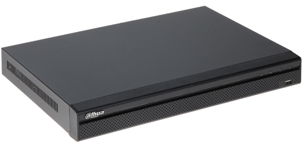 1080N/720P non-realtime, H.265/H.264+/H.264 video compression. 1 HDMI/1 VGA/1 TV, 32ch Video in, 1 RJ45(1000M), 1 Audio in/1 Audio out,  2 USB, Penta-brid(CVBS/HDCVI/AHD/TVI/IP self-adaptive,  16 IP camera input, up to 6Mp)